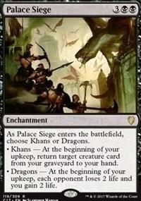 Palace Siege