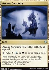 Arcane Sanctum on Channel Fireball