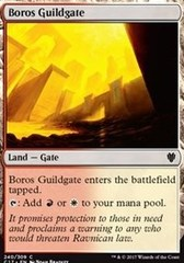 Boros Guildgate on Channel Fireball