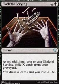 Skeletal Scrying