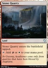 Stone Quarry - Magic Singles » Special Editions » [MTG