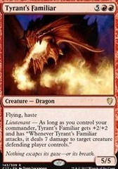 Tyrant's Familiar