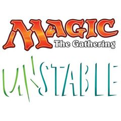Ultra Pro - Magic The Gathering: Unstable - Playmat 8 Foot Table Mat (UP86688)