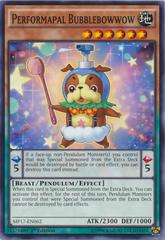 Performapal Bubblebowwow - MP17-EN062 - Common - 1st Edition