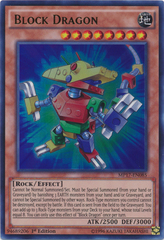 Block Dragon - MP17-EN085 - Ultra Rare - 1st Edition