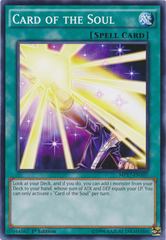 Card of the Soul - MP17-EN107 - Common - 1st Edition