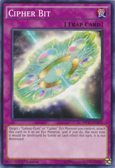 Cipher Bit - MP17-EN159 - Common - 1st Edition