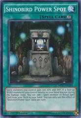 Shinobird Power Spot - MP17-EN214 - Common - 1st Edition