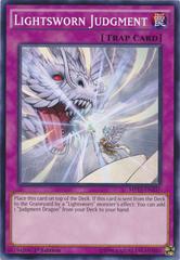 Lightsworn Judgment - MP17-EN237 - Common - 1st Edition on Channel Fireball