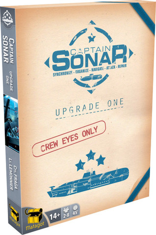 Captain Sonar: Upgrade One Expansion