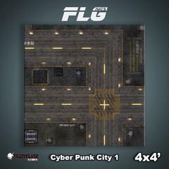 Frontline Gaming - Cyberpunk City 1 4X4
