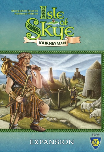 Isle Of Skye: Journeyman