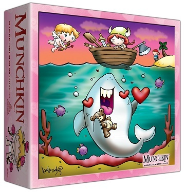 Munchkin Valentines Day Monster Box