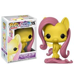 Pop! My Little Pony 15 - Fluttershy Sea Pony
