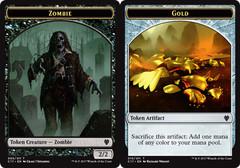 Zombie // Gold Token