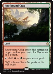 Rootbound Crag