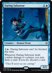 Daring Saboteur - Foil