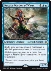 Kopala, Warden of Waves - Foil
