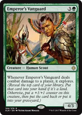 Emperors Vanguard - Foil
