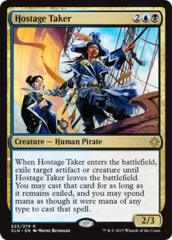 Hostage Taker - Foil