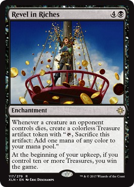 Revel in Riches - Foil