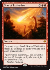 Star of Extinction - Foil