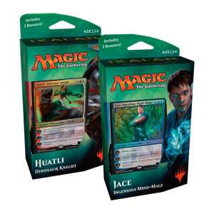 Ixalan - Planeswalker Deck Set of Two
