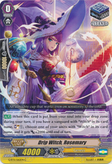 Drip Witch, Rosemary - G-BT11/062EN - C