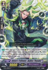 Amon's Follower, Audios Thunder - G-BT11/085EN - C