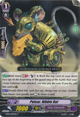 Pulsar, Nibble Rat - G-BT11/097EN - C