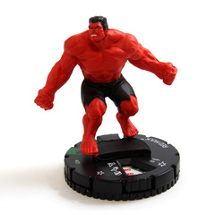 Red Hulk - 021 - Uncommon