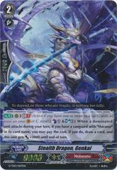 Stealth Dragon, Genkai - G-TD13/007EN - RR