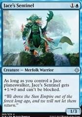 Jace's Sentinel - Planeswalker Deck Exclusive