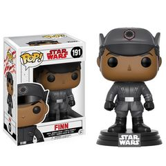 Pop! Star Wars 191: Star Wars: The Last Jedi - Finn