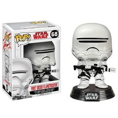 Pop! Star Wars 68: Star Wars: The Last Jedi - First Order Flametrooper
