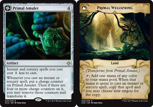 Primal Amulet // Primal Wellspring