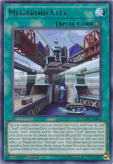 Megaroid City - LEDU-EN031 - Rare - 1st Edition on Channel Fireball