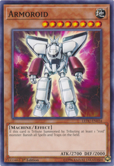 Armoroid - LEDU-EN034 - Common - 1st Edition