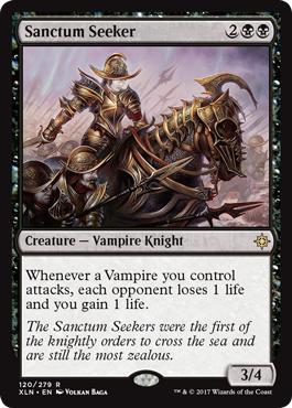 Sanctum Seeker - Foil