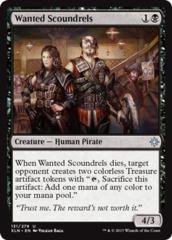 Wanted Scoundrels - Foil