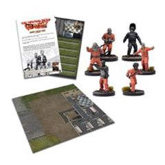 The Walking Dead: All Out War - Safety Behind Bars Booster