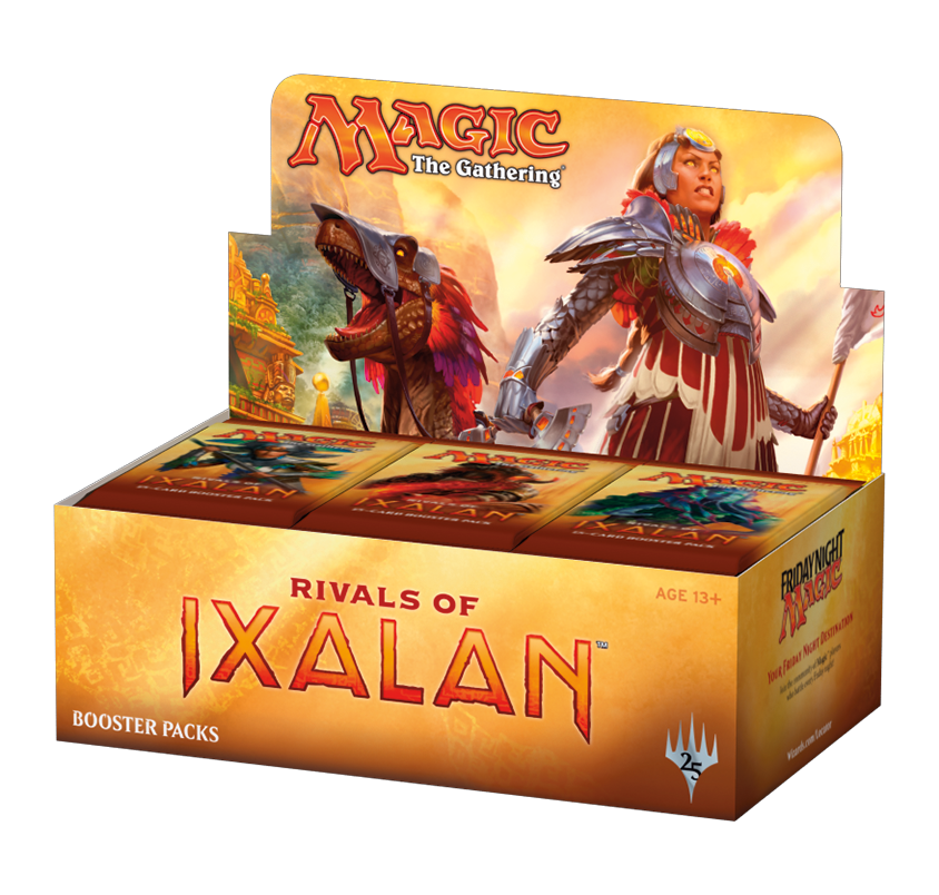 Rivals of Ixalan Booster Box - English