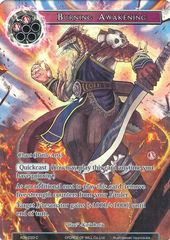 Burning Awakening (Full Art) - ACN-033 - C
