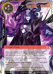 Kaim, Demon of Vice - ACN-052 - SR