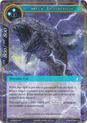 Mega Thunderfish - ACN-073 - SR
