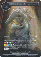Statue in the Sacred Temple (Full Art) - ACN-147 - R