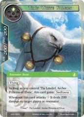 Tia's White Falcon - ACN-109 - R