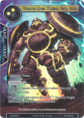 Ultimate Magic Warrior, Gear Atmos (Full Art) - ACN-026 - R