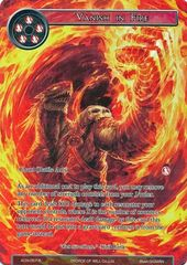 Vanish in Fire (Full Art) - ACN-057 - R
