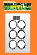 Tmnt Heroclix: Unplugged Dice & Token Pack